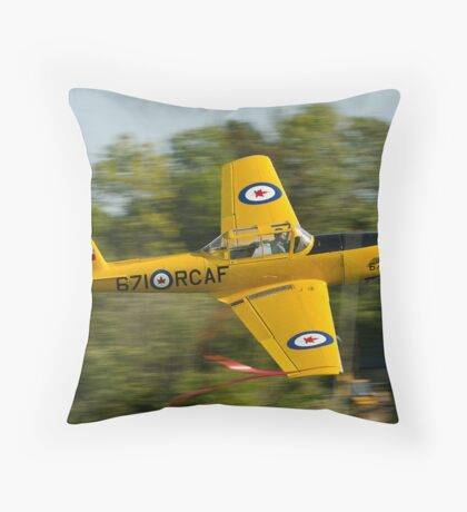 1946 - DHC 1 Chipmunk  Throw Pillow