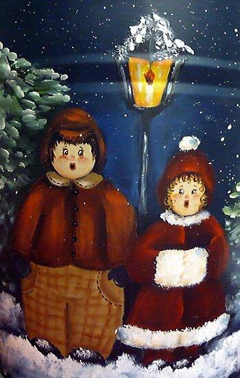 Christmas carols by Ivana Pinaffo