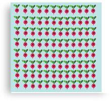 Sweet Vegetables Canvas Print