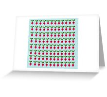 Sweet Vegetables Greeting Card