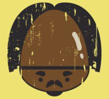 Gervinho's Big Shiny Forehead by Yao Liang Chua