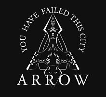 You Have Failed This City (dark) Hoodie