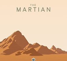 The Martian by ryve
