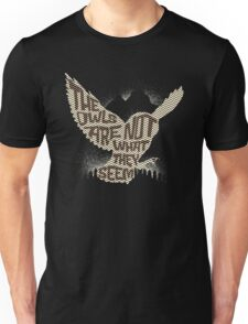 The Owls of Twin Peaks Unisex T-Shirt