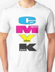 CMYK T-SHIRT T-Shirt