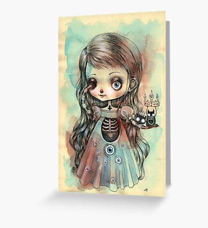 I can't find you Greeting Card