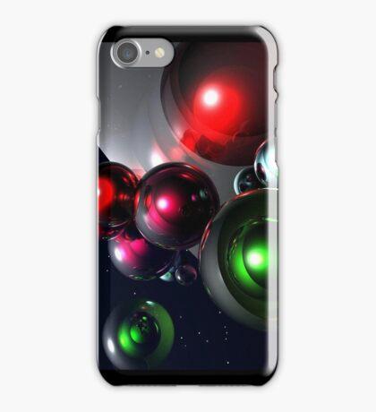 Space Balls! iPhone Case/Skin