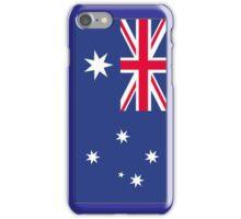 Australian flag iPhone Case/Skin