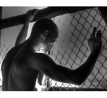 Cage Photographic Print