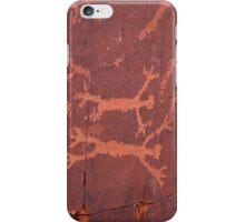 Petroglyphs iPhone Case/Skin