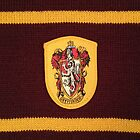 Harry Potter Gryffindor badge by NuclearJawa