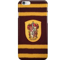 Harry Potter Gryffindor badge iPhone Case/Skin