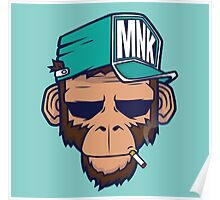 New MNK Monkey Shirts 2015 2016 Poster