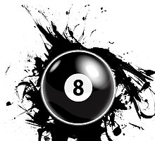 Eight Ball by Naf4d