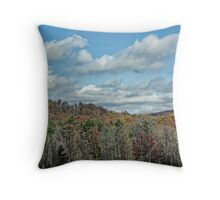 On the first day of November Throw Pillow