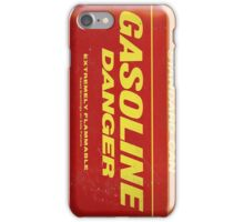 Burn, Baby, Burn... iPhone Case/Skin
