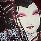 Gothic Geisha by debzandbex