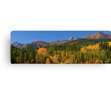 Fall Splendors Canvas Print