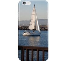 Boat & Rail... iPhone Case/Skin