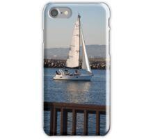 Boat & Rail... iPhone Case/Skin