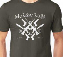 μολὼν λαβέ! Molon Labe! Come and Take them! Unisex T-Shirt