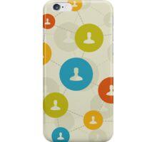 Global world4 iPhone Case/Skin