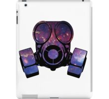 Galaxy Mask iPad Case/Skin