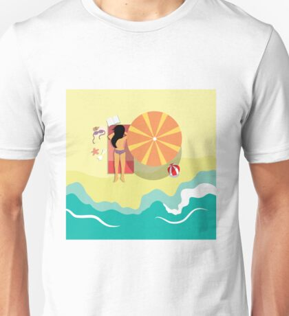 Beach Days Unisex T-Shirt