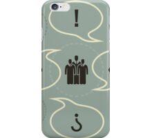 Global world6 iPhone Case/Skin
