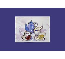 Quick Cuppa Photographic Print
