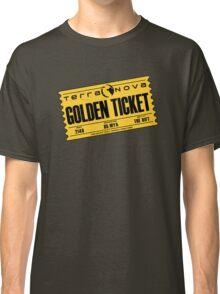 Terra Nova Golden Ticket Classic T-Shirt