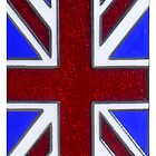 Union Jack iPhone case by ©The Creative  Minds