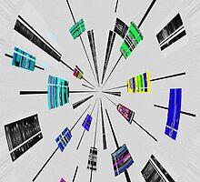 'Spun Resistors' by johnny ringoes