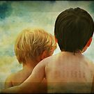 brothers by Sonia de Macedo-Stewart
