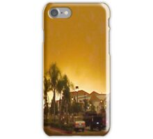 Ghostly Day... iPhone Case/Skin