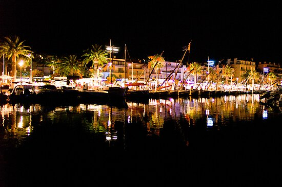 Bandol by night by benjy