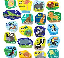 Alphabet for Children by Lyuda