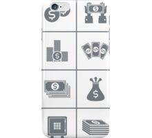 Icon business iPhone Case/Skin
