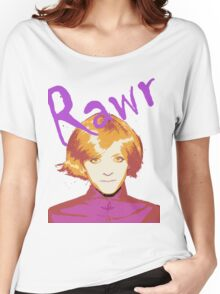 Rawr Chick Women's Relaxed Fit T-Shirt