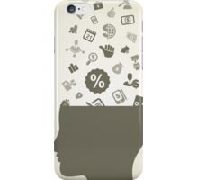 Idea business iPhone Case/Skin