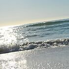 Crashing Waves by Bill Colman