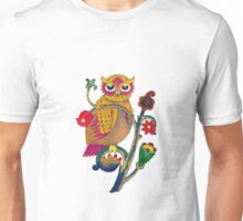The Owl 2 Unisex T-Shirt