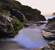 Cornwall: Rushing to the Sea by Rob Parsons