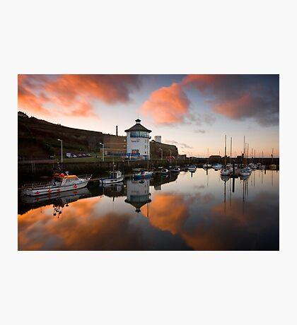 Whitehaven Harbour Photographic Print