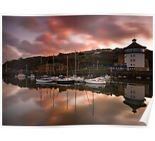 Whitehaven Reflections Poster