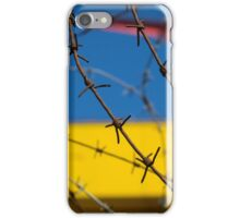 Shipbuilding and Barbed Wire iPhone Case/Skin