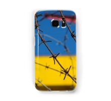 Shipbuilding and Barbed Wire Samsung Galaxy Case/Skin