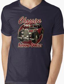 Classics around Dorset 2015 Mens V-Neck T-Shirt