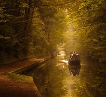 Boating in Solihull by Chris Fletcher