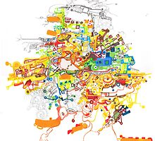Where? by Regina Valluzzi